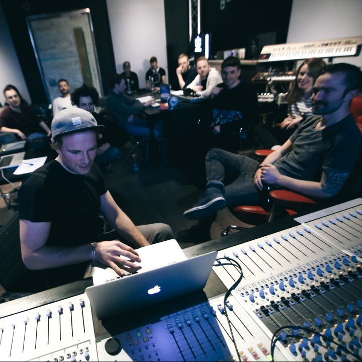 RE:VIVE x RBMA Workshop: Amsterdam