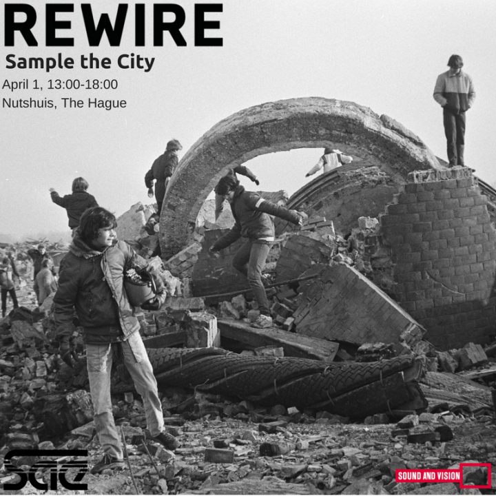 Sample the City Workshop | Rewire Festival