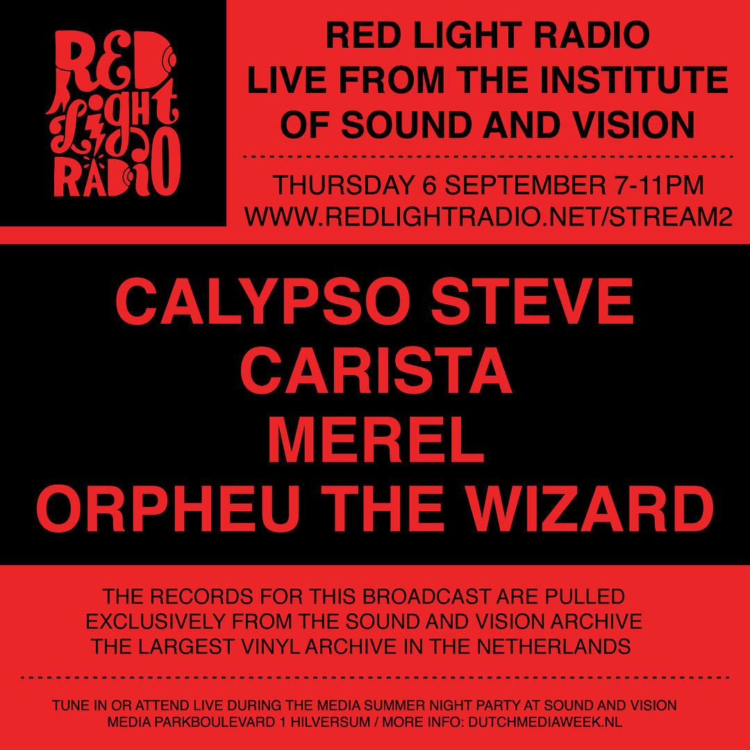 Red Light Radio x Media Summer Night
