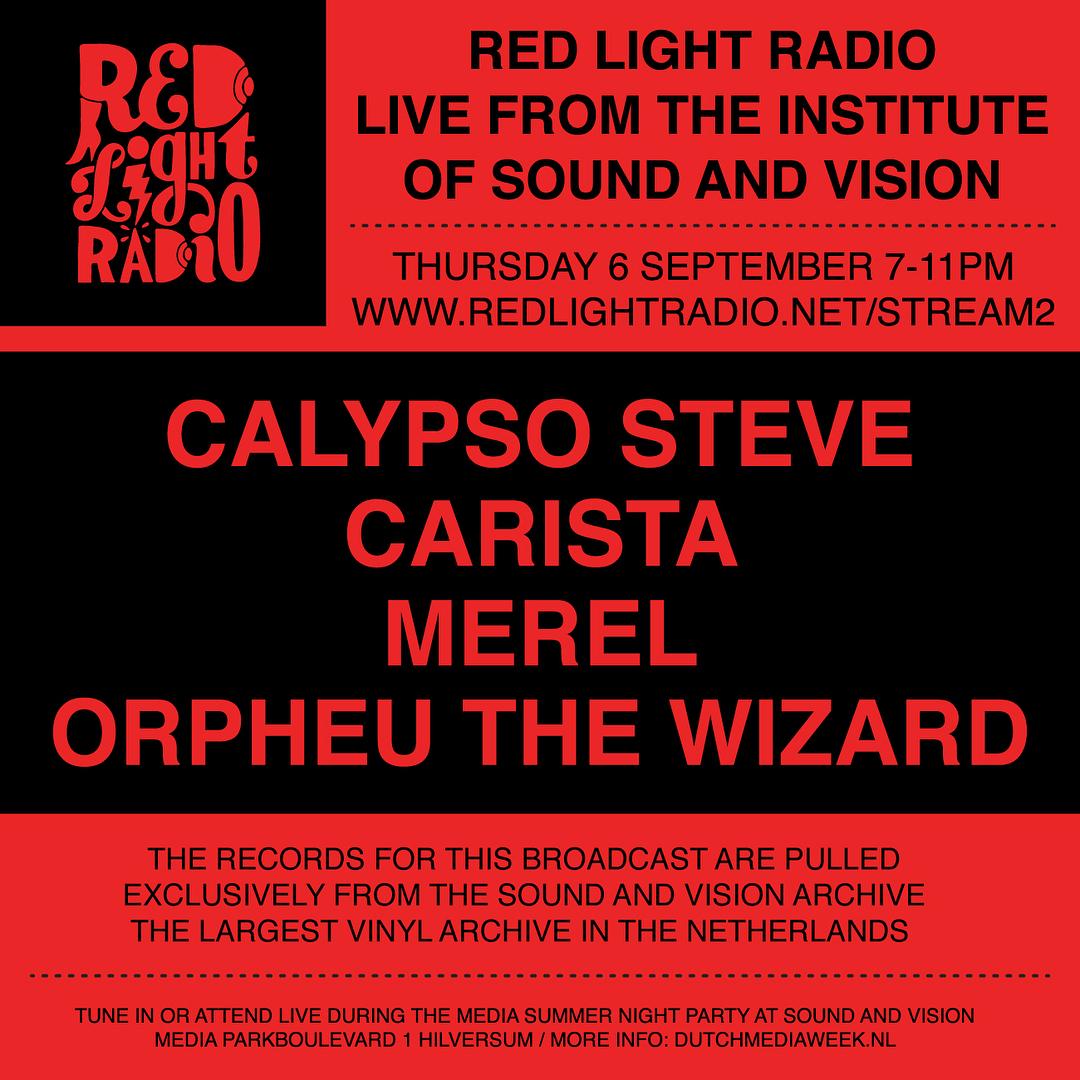 Red Light Radio x Media Summer Night