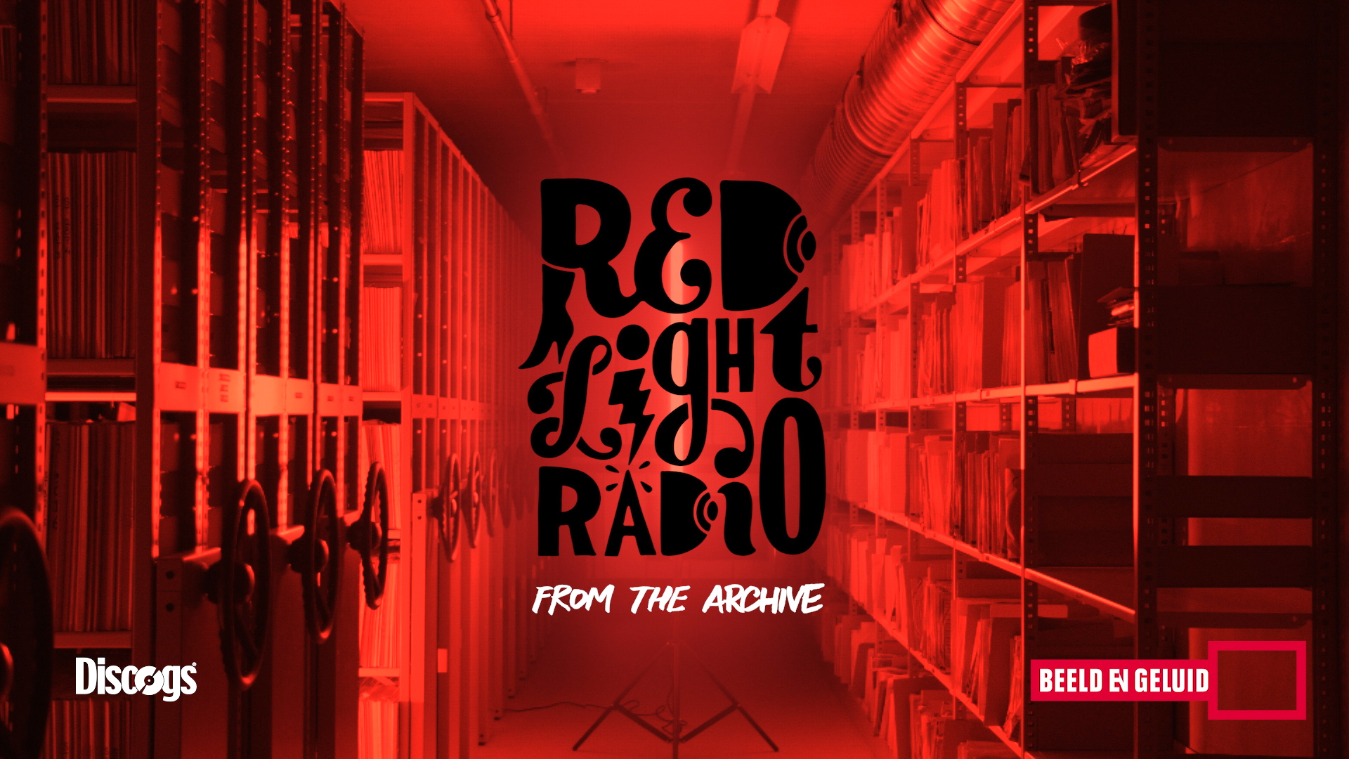 Red Light Radio x Beeld en Geluid | From the Archive