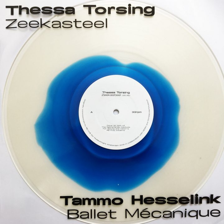 Thessa Torsing and Tammo Hesselink film score split LP